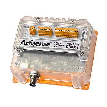 ACTISENCE NMEA 2000 ENGINE MONITORING UNIT