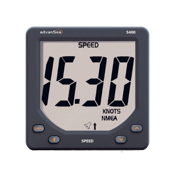Advansea S400 Speed / Log Display Only