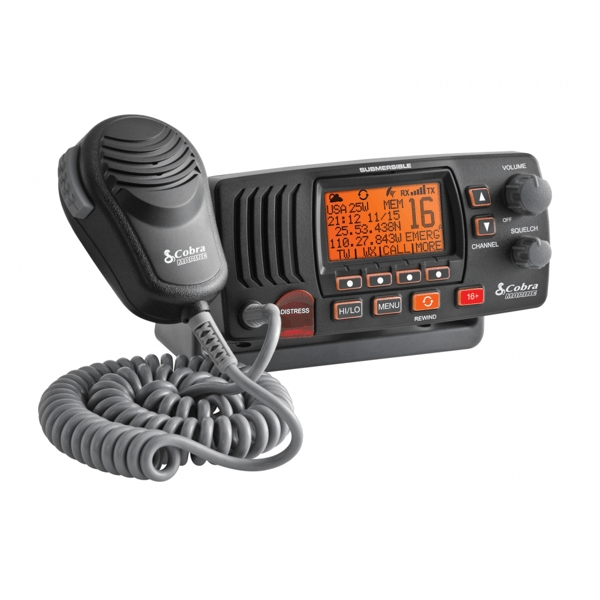 Cobra F57 Fixed VHF Marine Radio