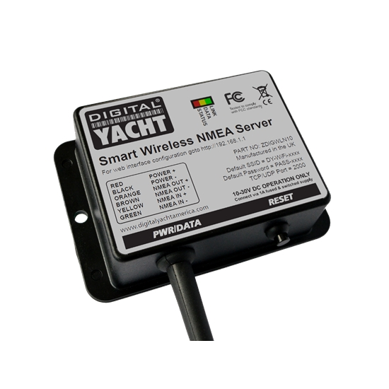 Digital Yacht WLN10 Smart NMEA to WiFi Gateway
