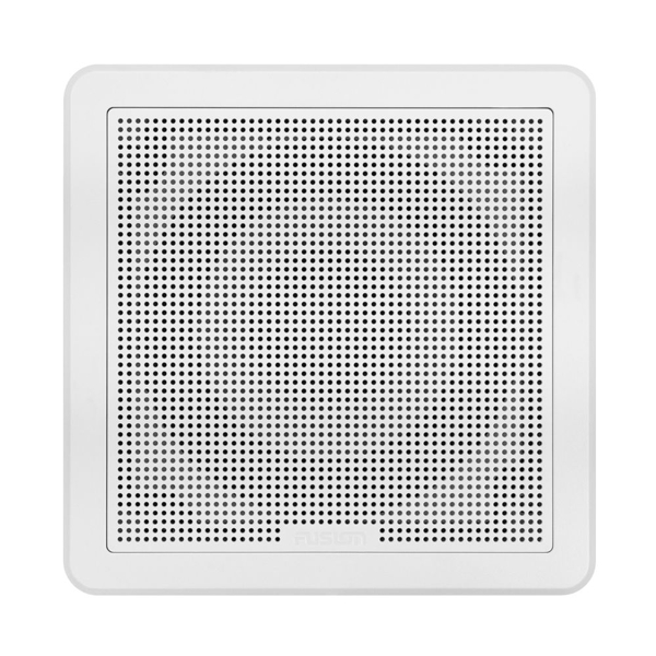 Fusion FM-S10SW FM Series Subwoofer 10 Inch Square In White