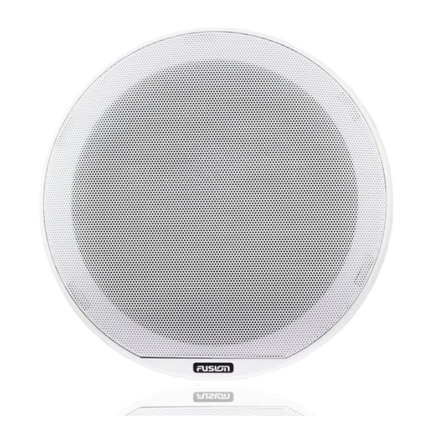 Fusion SG-S102W,10 Classic White Subwoofer