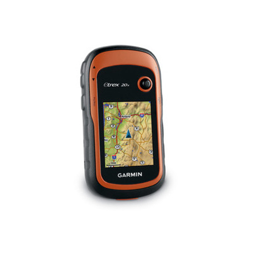 Garmin eTrex 20x Handheld GPS with European Mapping