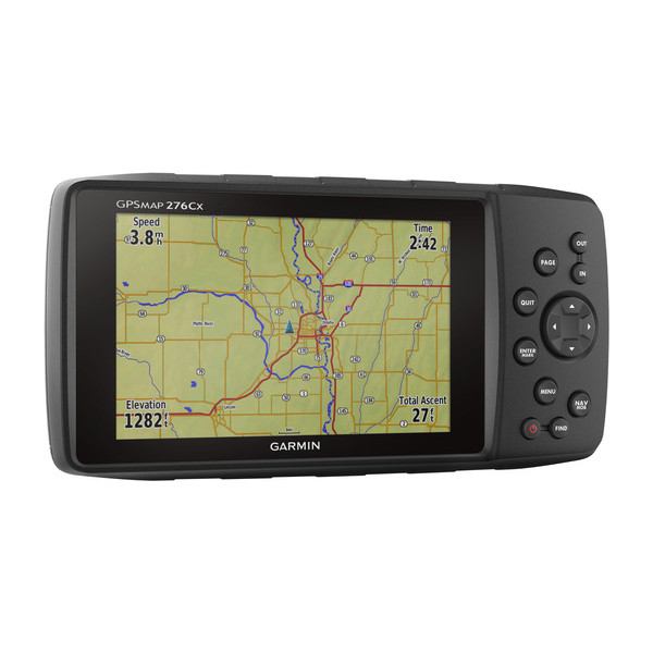Garmin GPSMAP 276Cx Handheld Colour GPS Plotter