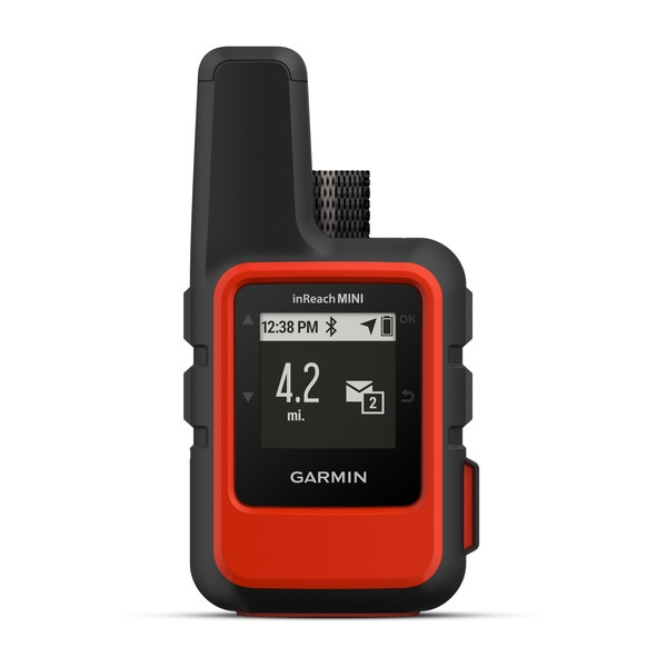 Garmin inReach Mini Satellite Communicator with GPS Orange