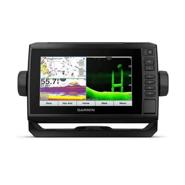 Garmin ECHOMAP 75cv UHD With UK & Ireland BlueChart G3 (No Transducer)