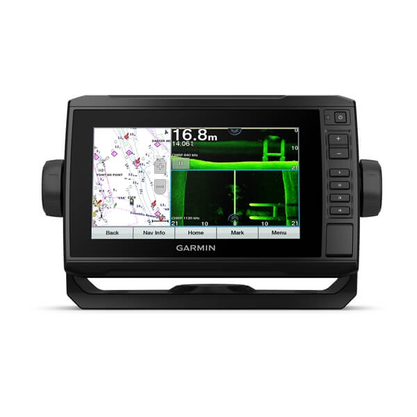 Garmin ECHOMAP 75sv UHD With UK & Ireland BlueChart G3 (No Transducer)