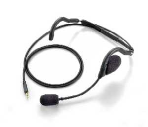 Icom Hs-95 Headset With Boom Mic