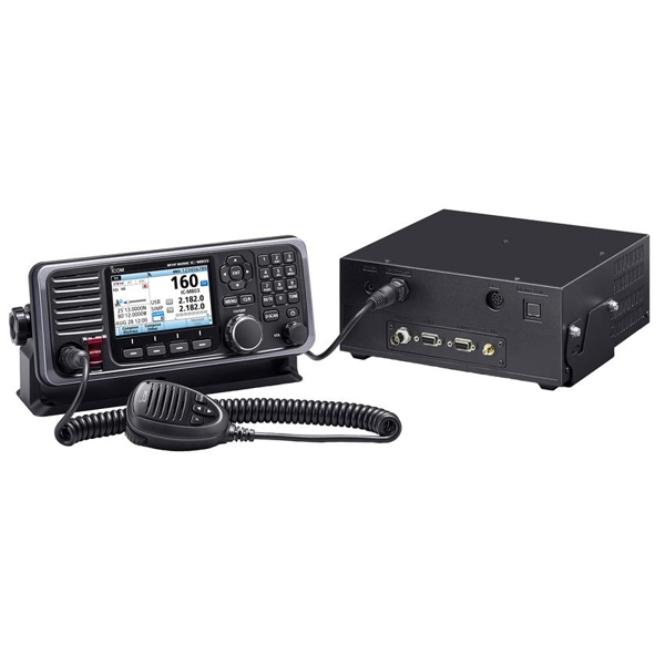 Icom IC-M803 MF/HF Marine SSB Transceiver With AT-141 Tuner