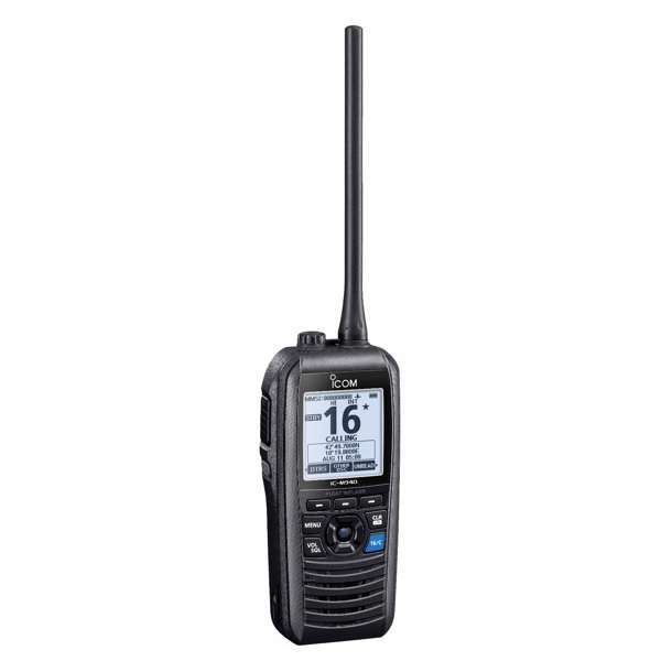 Icom IC-M94DE Handheld VHF Marine Transceiver with DSC & AIS Receiver