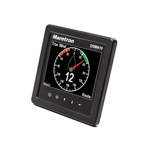 Maretron DSM410 4.1 Inch High Bright Colour Display (Black)