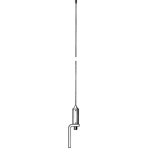 Procom Base Antenna 223 - 240Mhz 80cm 0dB Gain