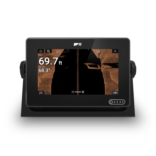 Raymarine AXIOM+ 7 RV MDF With Integrated RealVision 3D Sonar - No Transducer
