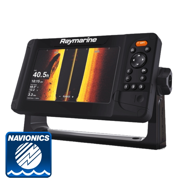 Raymarine Element 7HV with Navionics Small Download Chart