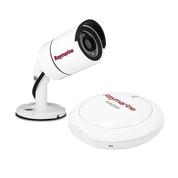 Raymarine CAM210 & AR200 Augemented Reality Pack