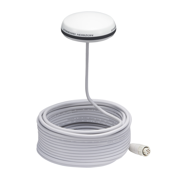 Standard Horizon SCU-31 External GPS Antenna With 15M Cable